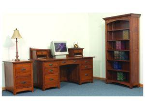 Oakwood Office Set