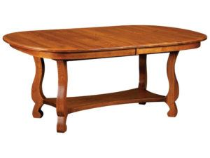 Old Classic Trestle Table