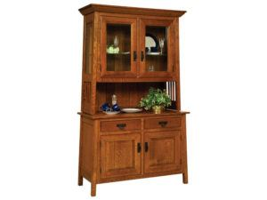 Ouray Four Door Hutch