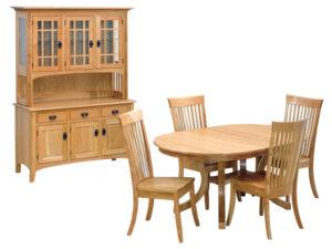 Oval Carlisle Dining Set