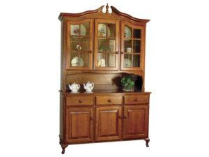 Pediment Hutch