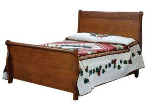 Pierre High Footboard Bed