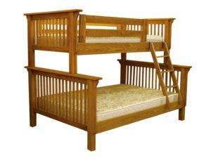 Pine Hollow Prairie Mission Bunk Bed
