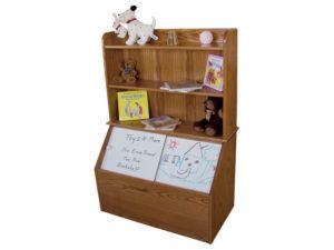 Pine Hollow Toy Box Bookshelf
