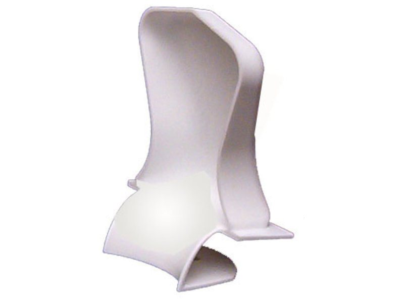 Potty Chair Squirt Diverter