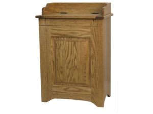 Raised Panel Hamper