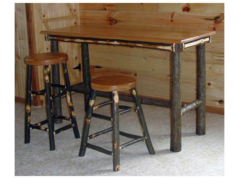 Red Oak Pub Table