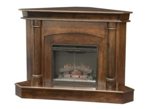 Regal Corner Fireplace