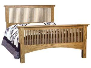 Ridgecrest Stick Mission Bed