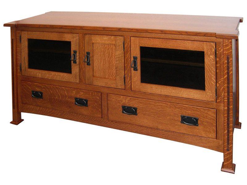 Roanoke LCD TV Cabinet