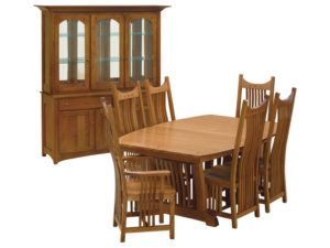 Royal Mission Dining Set