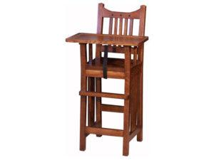 Royal Mission Highchair with Slide Tray
