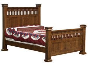 Sequoyah Bed