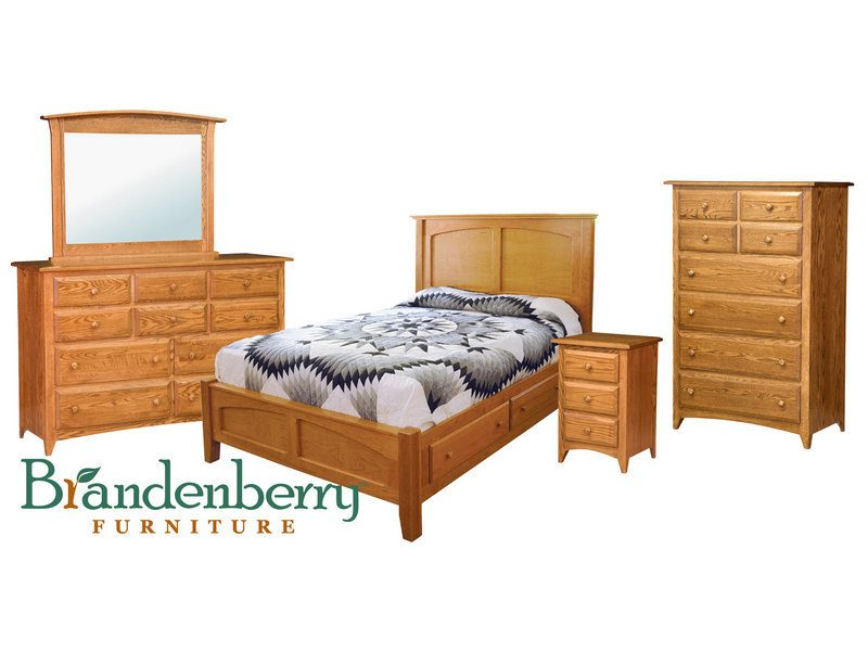 Shaker Collection Bedroom Set
