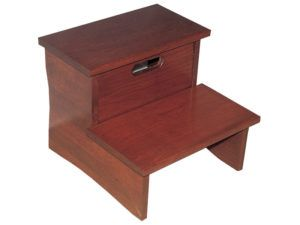 Shaker Collection Step Stool