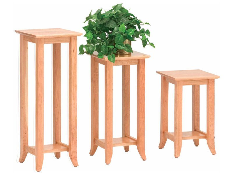 Shaker Hill Plant Stands