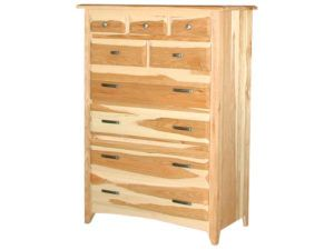 Shaker Nine Drawer Chest