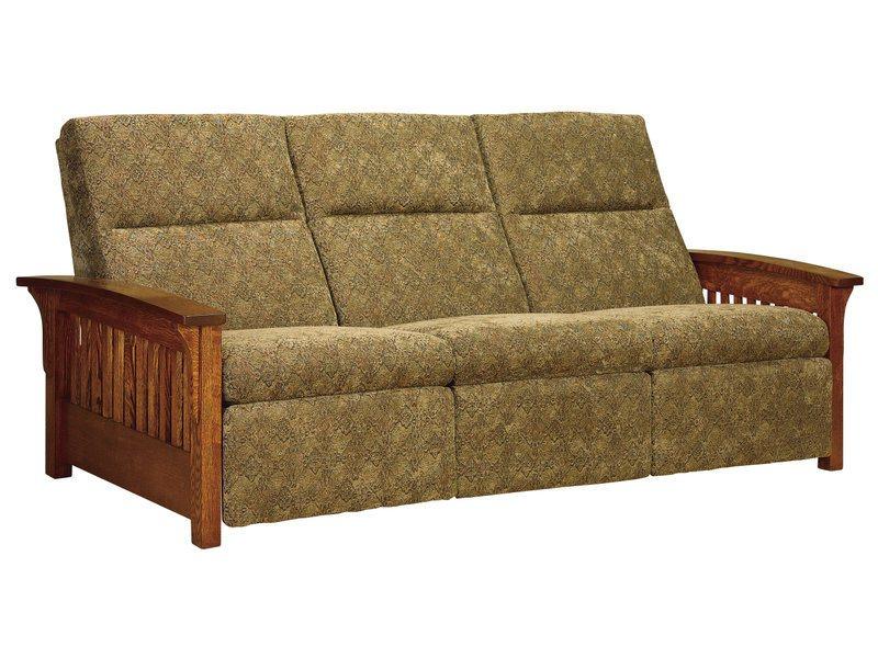 Skyline Slat Sofa Recliner