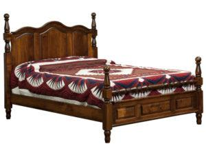 Squanto Bed