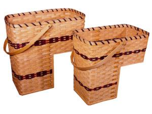 Step Basket (Large and Small)