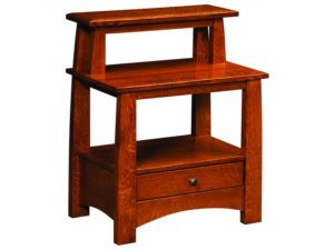 Superior Shaker One Drawer Nightstand