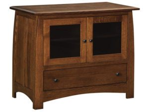 Superior Shaker Two Door, One Drawer Plasma Stand