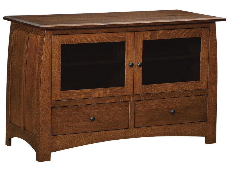 Superior Shaker Two Door, Two Drawer Plasma Stand