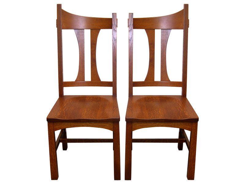 amish dining room chairs   Amish Trenta Dining Room Chairs - Brandenberry Amish Furniture