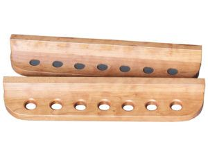Wall Mount Cue Rack