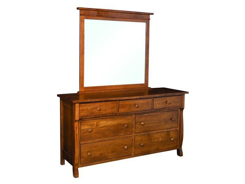 Wellington 7 Drawer Dresser