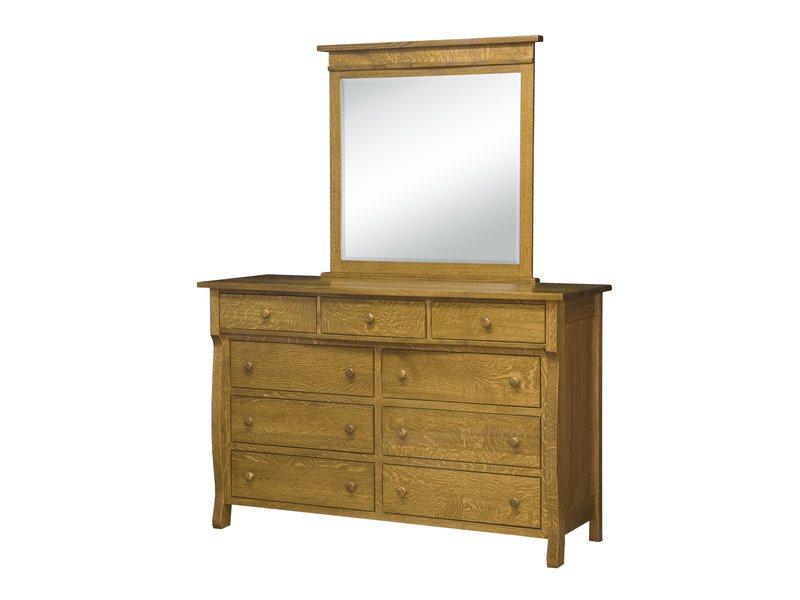Wellington 9 Drawer Dresser