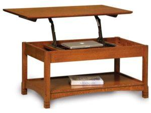 West Lake Coffee Table with Lift Top