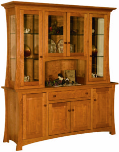 Arlington Four Door Hutch