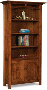 Artesa Two Door Bookcase