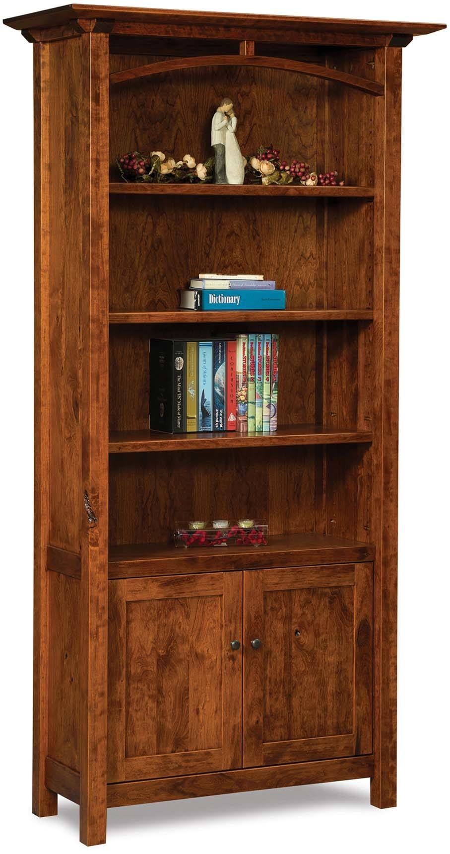Artesa Two Door Bookcase