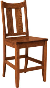 Aspen Stationary Bar Stool