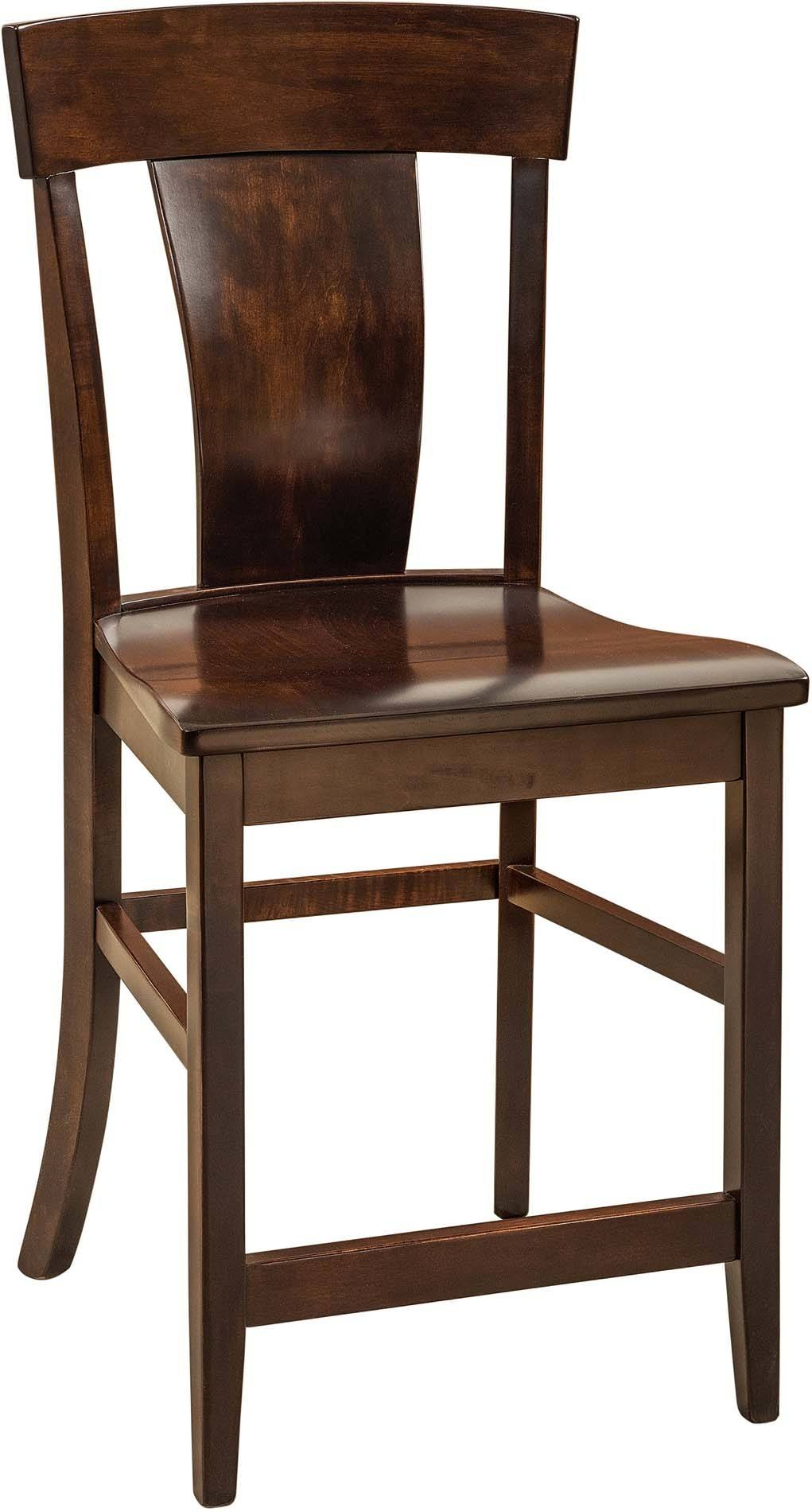Bar Stools Amish Furniture by Brandenberry Amish Furniture : baldwin barstool from www.brandenberryamishfurniture.com size 1021 x 1900 jpeg 106kB