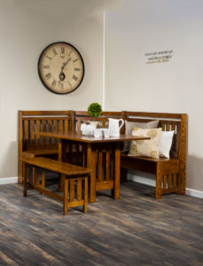 Bay Hill Slat Nook Set