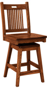 Bay Hill Swivel Bar Stool