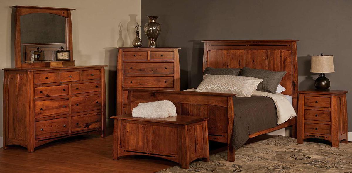 Boulder Creek Bedroom Collection. Bedroom Sets   Amish Furniture by Brandenberry Amish Furniture