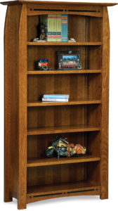 Boulder Creek Collection Bookcase