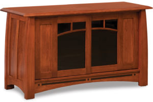 Boulder Creek Two Door TV Stand