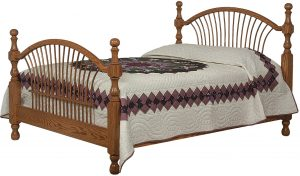 Bow Sheaf Bed