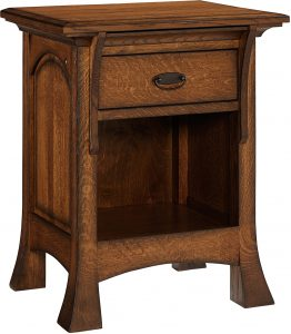 Breckenridge One Drawer Nightstand