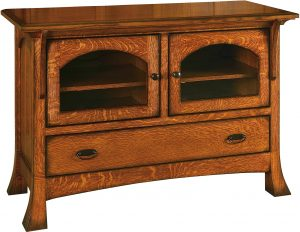 Breckenridge Two Door TV Stand
