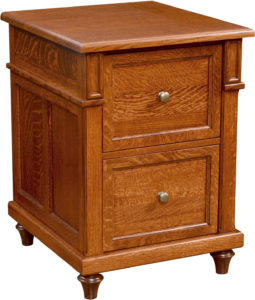 Bridgeport 2 Drawers File Cabinet