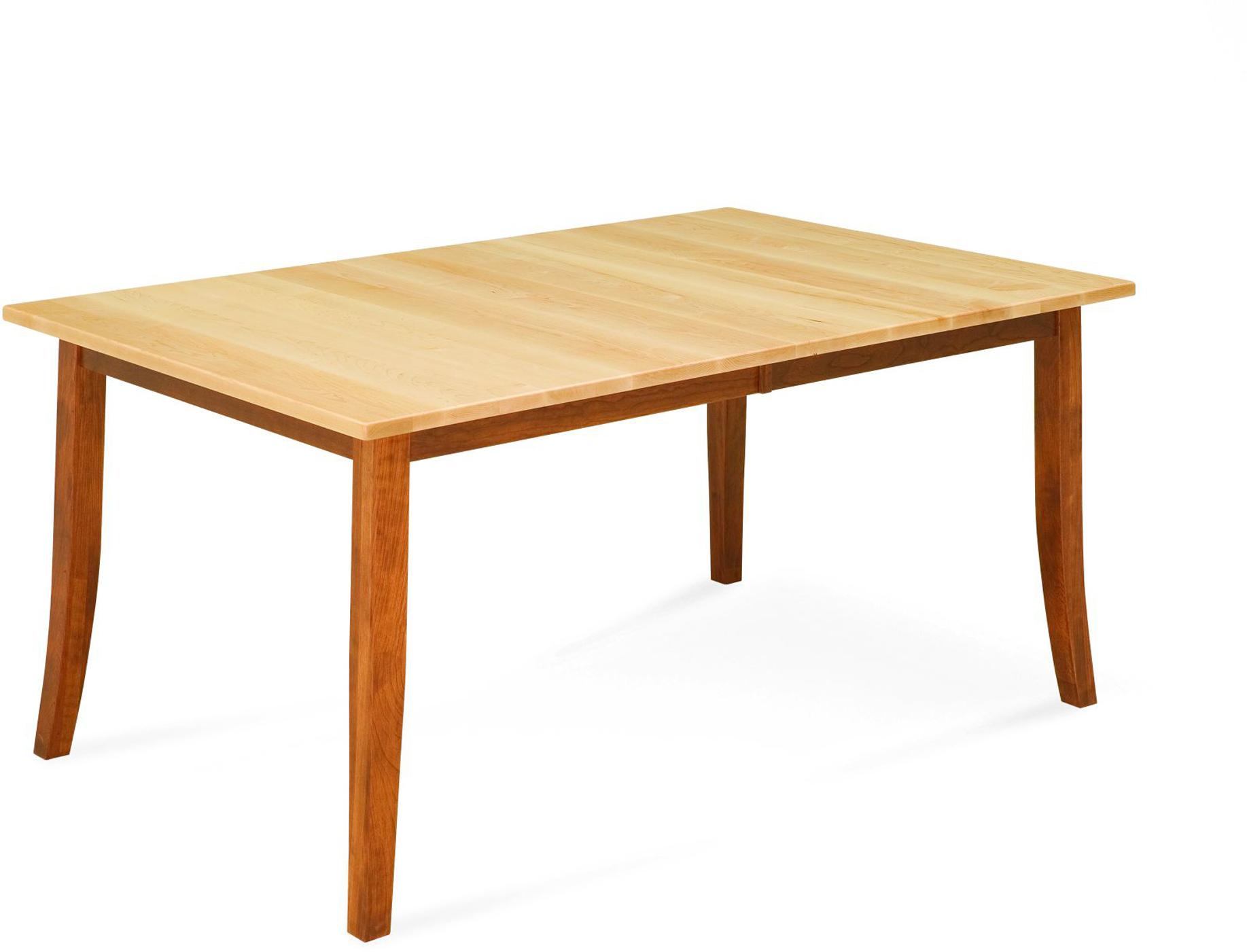 Amish Brookline Dining Table
