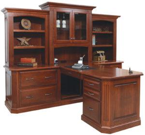 Buckingham Partner Desk