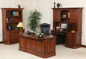 Buckingham Wood Office Set