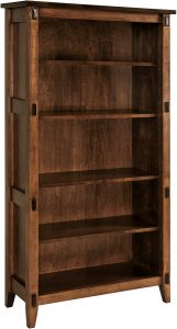 Bungalow 65 inch Bookcase